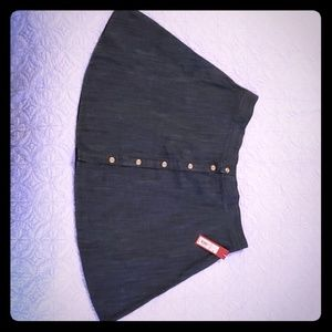 Denim Skirt Large New with Tags